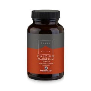 Terranova Calcium Magnesium 2:1 Complex 50 Caps Ασβέστιο με Μαγνήσιο