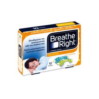 Breathe Right Nasal Strips for Kids