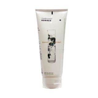 Korres Aloe and Dittany conditioner for normal hair