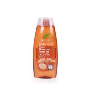 Dr. Organic Organic Moroccan Argan Oil Body Wash 250ml
