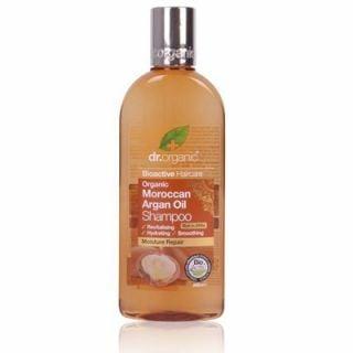 Dr. Organic Organic Moroccan Argan Oil Shampoo 265ml