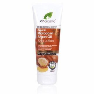 Dr. Organic Organic Moroccan Argan Oil Skin Lotion 200ml