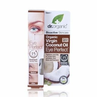 Dr. Organic Organic Virgin Coconut Oil Eye Perfect 15ml Anti-wrinkle Eye Serum