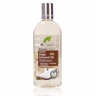 Dr. Organic Organic Virgin Coconut Oil Shampoo 265ml Σαμπουάν 'Ελαιο Καρύδας