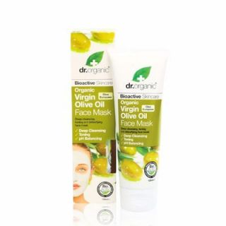 Dr. Organic Virgin Olive Oil Face Scrub 125ml