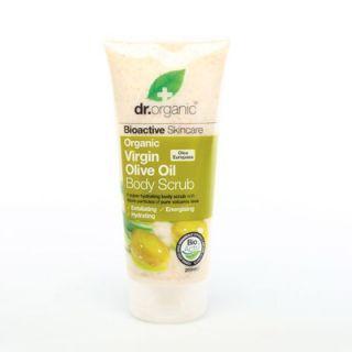 Dr. Organic Virgin Olive Oil Body Scrub 200ml