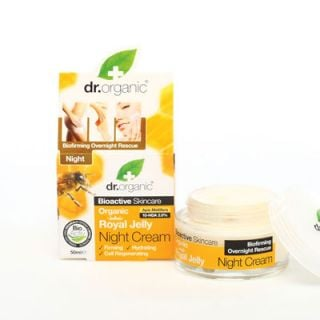 Dr. Organic Royal Jelly Night Cream 50ml Nourishing