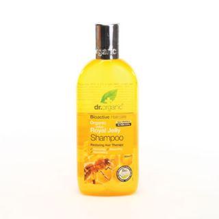 Dr. Organic Royal Jelly Shampoo 265ml Restoring