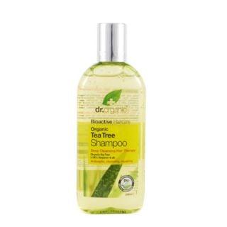 Dr. Organic Tea Tree Shampoo 265ml