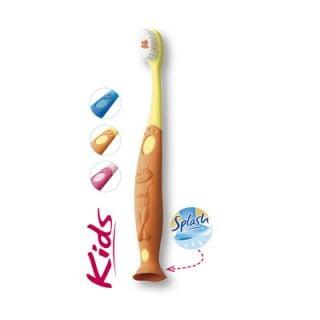 Elgydium Kids Splash Toothbrush (2 to 6 years) 1 Item