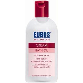 Eubos Cream Bath Oil Red 200ml