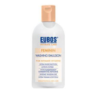 Eubos Feminin Liquid 200ml Υγρό Καθαρισμού για την Ευαίσθητη Περιοχή