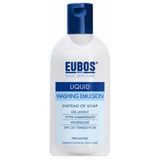 Eubos Liquid Blue 200ml Cleansing Fluid