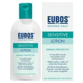 Eubos Sensitive Lotion Dermo-Protective 200ml