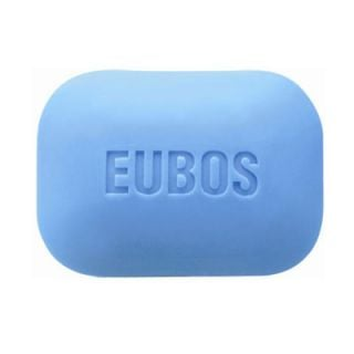 Eubos Solid Washing Bar Blue 125gr Cleansing Soap
