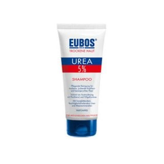 Eubos Urea 5% Shampoo 200ml for Dry Hair