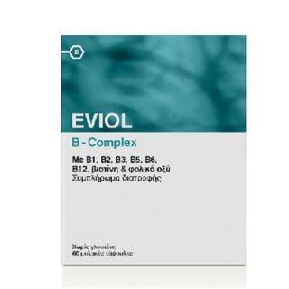 Eviol B-Complex 60 Caps