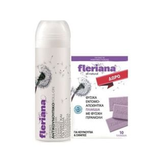 Power Health Fleriana Insect Repellent Roll-On 100ml  + Tablets