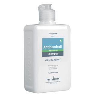 Frezyderm Antidandruff Shampoo 200ml for Oily Dandruff