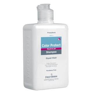 Frezyderm Color Protect Shampoo 200ml for Dyed Hair