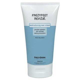 Frezyderm Frezyfeet Revital 75ml Θρεπτική Αναπλαστική Κρέμα Ποδιών