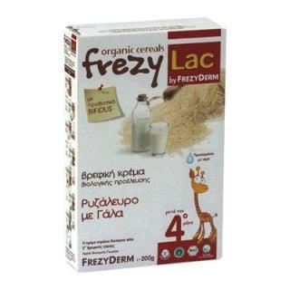 Frezyderm Frezylac BIO Cereal Rice Flour - Milk 200gr