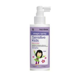 Frezyderm Sensitive Kid's Magic Spray for Girls