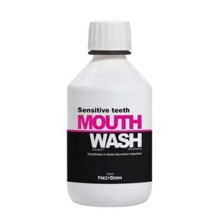 Frezyderm Mouthwash Sensitive Teeth 250ml