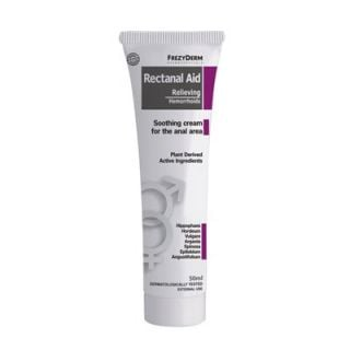 Frezyderm Rectanal Aid Cream 50ml Soothing Cream for Hemorrhoids