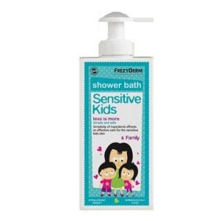 Frezyderm Sensitive Kid's Shower Bath - Family