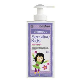 Frezyderm Sensitive Kid's Shampoo Girl 200ml