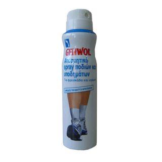 Gehwol Foot and Shoe Deodorant Spray 150ml Αποσμητικό Σπρέι Ποδιών - Υποδημάτων