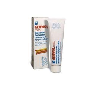 Gehwol Med Deodorant Foot Cream 75ml Αποσμητική Κρέμα