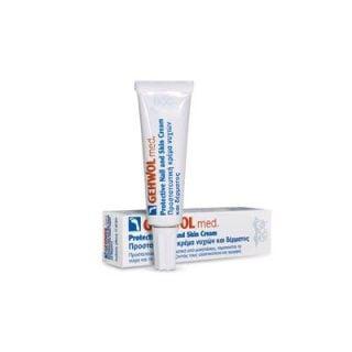 Gehwol Med 1140301 Protective Nail and Skin Cream 15ml Προστατευτική Κρέμα Νυχιών και Δέρματος