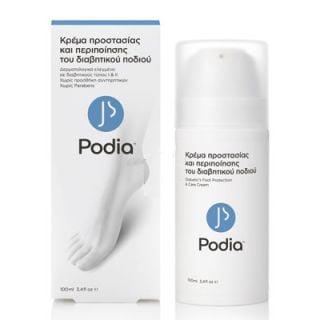 Podia Foot Cream 100ml Diabetic Foot Care
