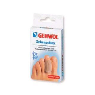 Gehwol Toe Protection Cap Μεσαίος Προστατευτικός Δακτύλιος 2 Τεμάχια