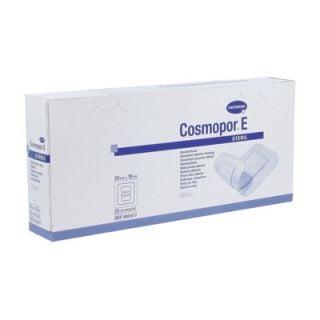 Hartmann Cosmopor E 10x25cm Adhesive Sterile Gauze 25 Items