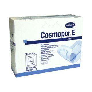 Hartmann Cosmopor E 8x10cm Adhesive Sterile Gauze 25 Items