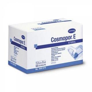 Hartmann Cosmopor E 7,2x5cm Adhesive Sterile Gauze 50 Items
