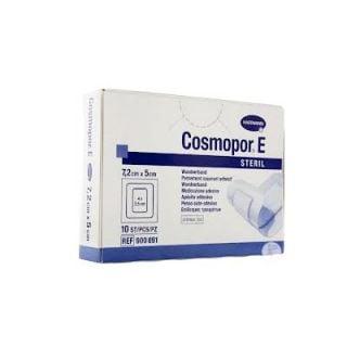 Hartmann Cosmopor E 7,2x5cm Adhesive Sterile Gauze 10 Items