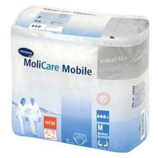 Hartmann Molicare Mobile Medium Incontinence Pants 14 Items