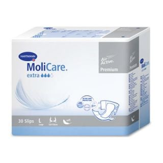 Hartmann Molicare Premium Soft Extra Day Incontinence Pads Large 30 Items