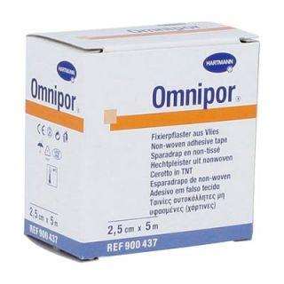 Hartmann Omnipor 5mx2,5cm Adhesive Tape 1 Item