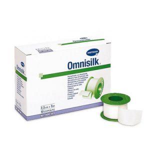 Hartmann Omnisilk 5mx2,5cm Adhesive Tape 1 Item