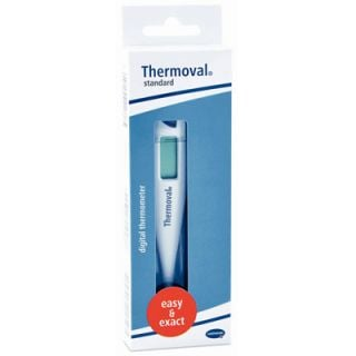 Hartmann Thermoval Standard Electronic Thermometer 1 Item