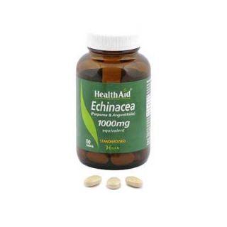 Health Aid Echinacea 1gr 60 Tabs Εχινάκεια