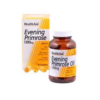 Health Aid Evening Primrose 1,3gr 30 Caps