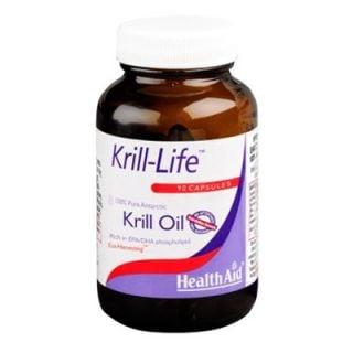 Health Aid Krill Life Oil 90 Caps