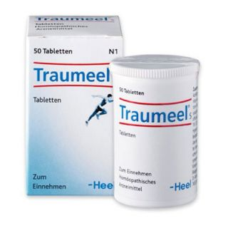 Heel Traumeel S 50 Tabs Effective Relief of Muscle and Joint Pain and Injuries