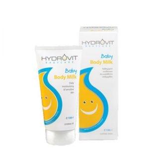 Hydrovit Baby Body Milk 150ml Γαλάκτωμα Σώματος για Μωρά